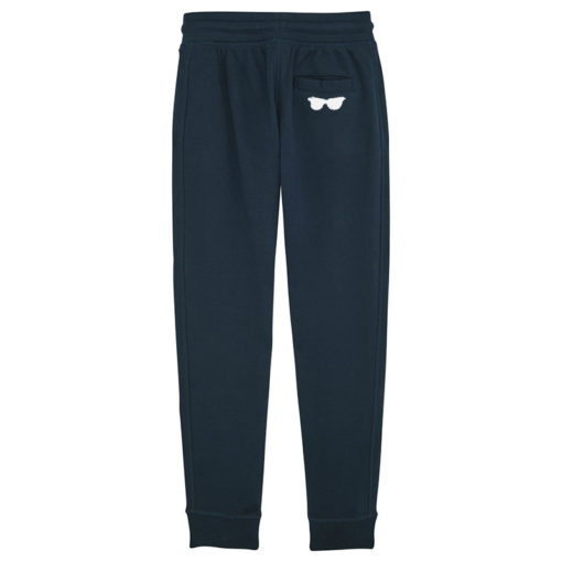 karlskopf_Jogginhose_Kinder_frenchnavy_back_brille